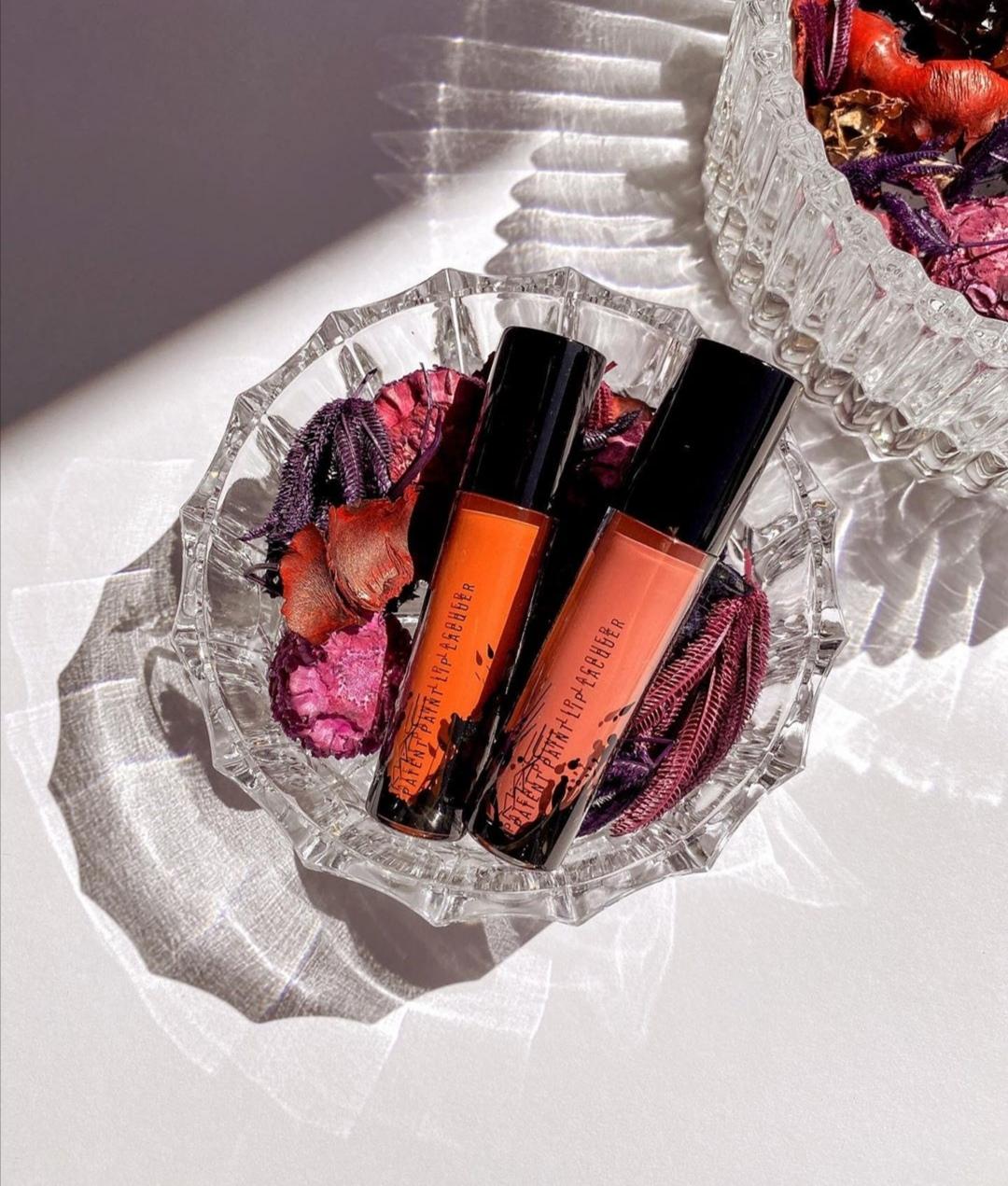 M.A.C Patent Paint Lip Lacquer