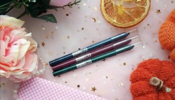 Maybelline Tattoo Liner Gel Pencil (Deep Teal, Intense Green & Rich Berry)| Review & Swatches