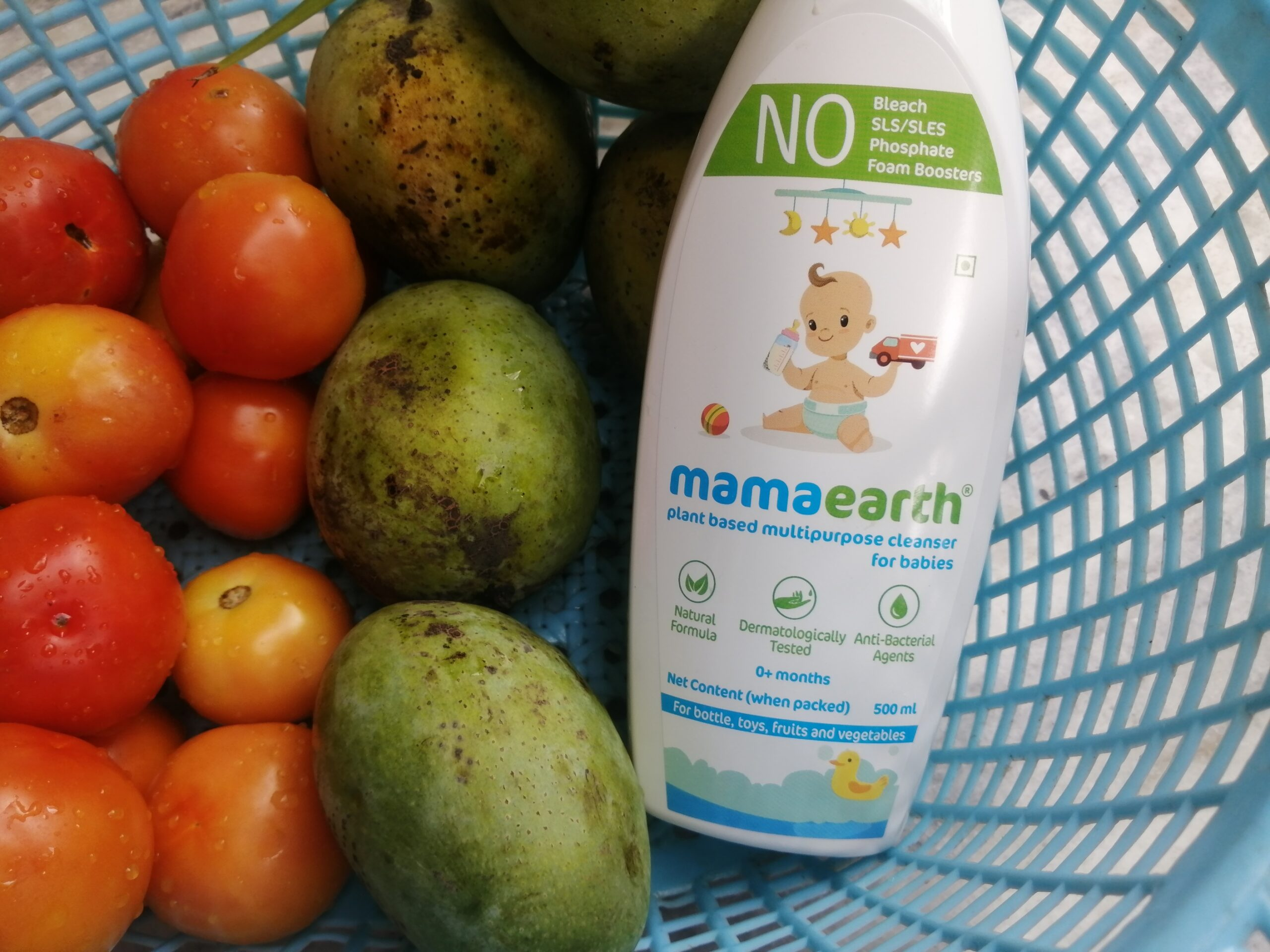 Mamaearth Plant-Based Multi Purpose Cleanser