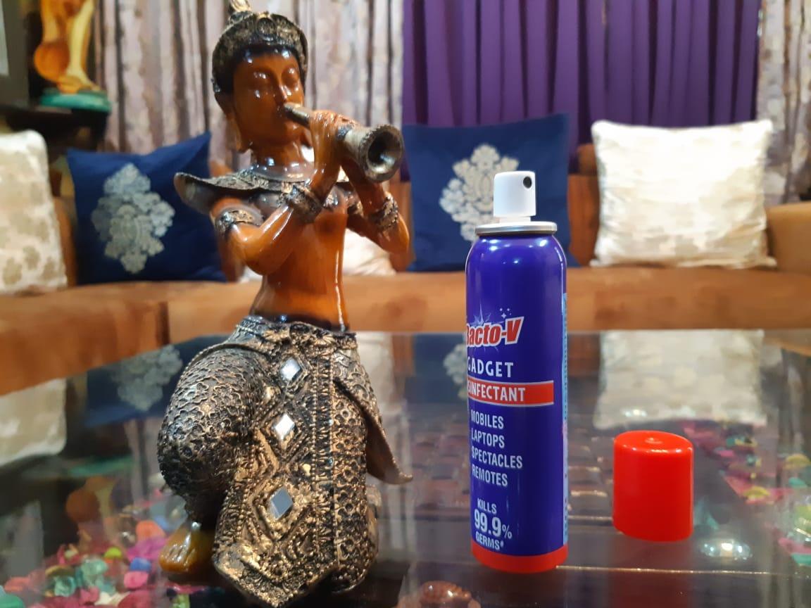 Bacto-V Gadget Disinfectant