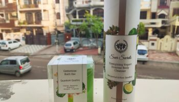 Seer Secrets Bath Bar and Body Cleanser| Review