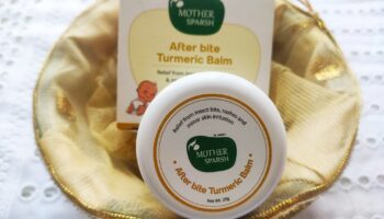 Mother Sparsh After Bite Turmeric Balm| Review